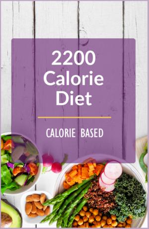 2200 calorie diet