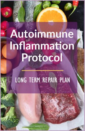 Autoimmune Paleo Style Diet and Anti-inflammatory Diet