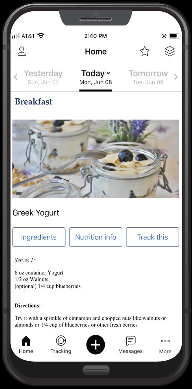 Wellgevita App
